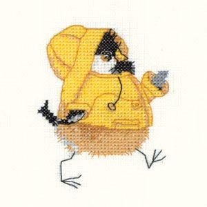 Chickadees: Rain Chick (Chart)