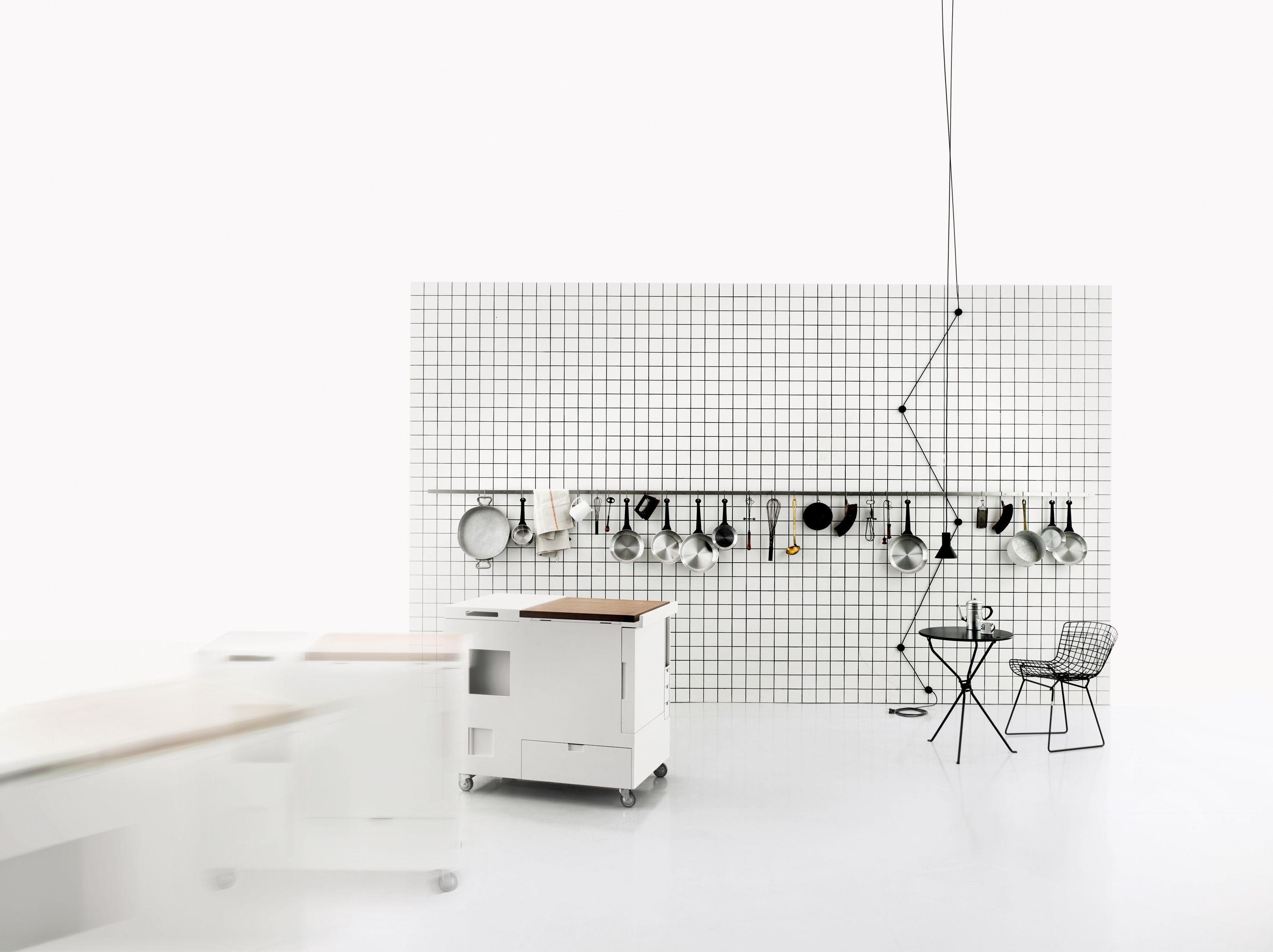 Mini-Küche aus Corian® MINIKITCHEN by Boffi   Food & Interior ...