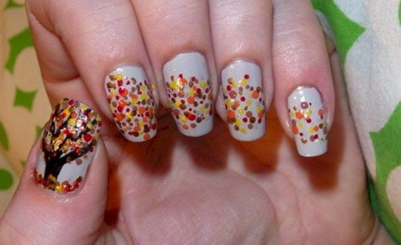 Nail Designs for Fall - 05