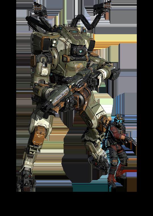 Titanfall 2 Titanfall Sci Fi Armor Mech