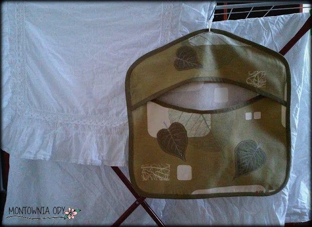 Klamerkowiec czyli worek na klamerki do bielizny