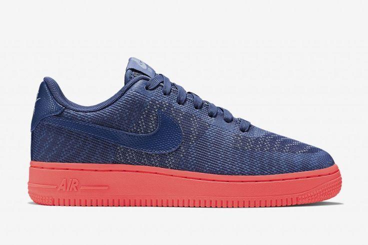 Sneakers Nike Air Damesmode Gebreide 1 07 Force Jacquard Wmns ROR7qwS