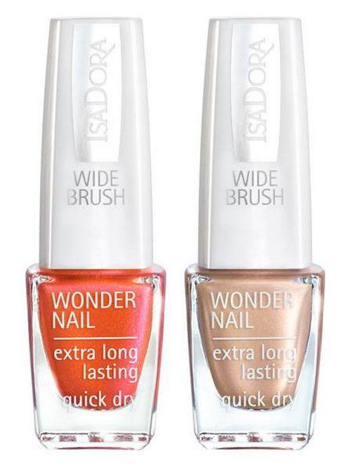 Isadora Wonder Nail Polish Summer 2016