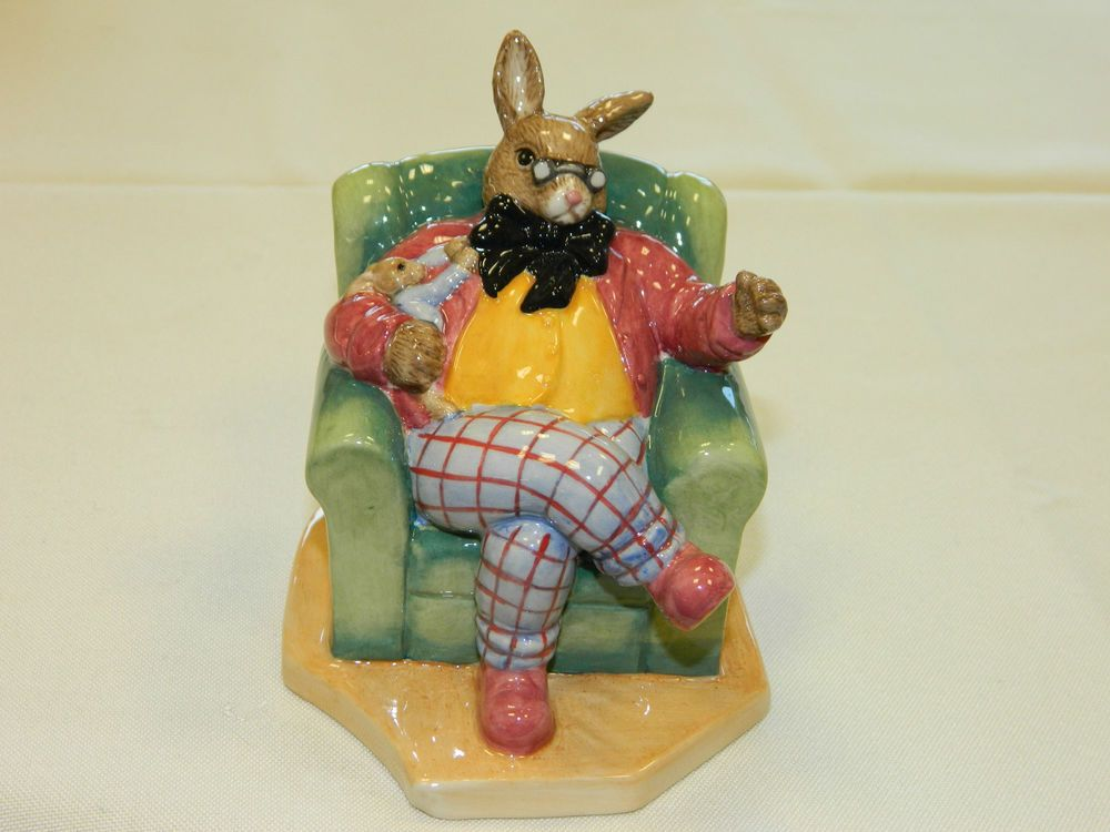 Royal Doulton Bunnykins DB441 Once Upon A Time Porcelain Figurine