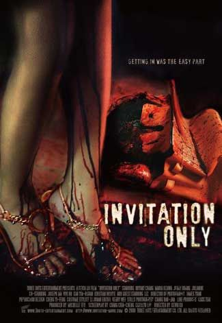 Invitation only 2009 movie posters pinterest horror movie invitation only 2009 stopboris Gallery