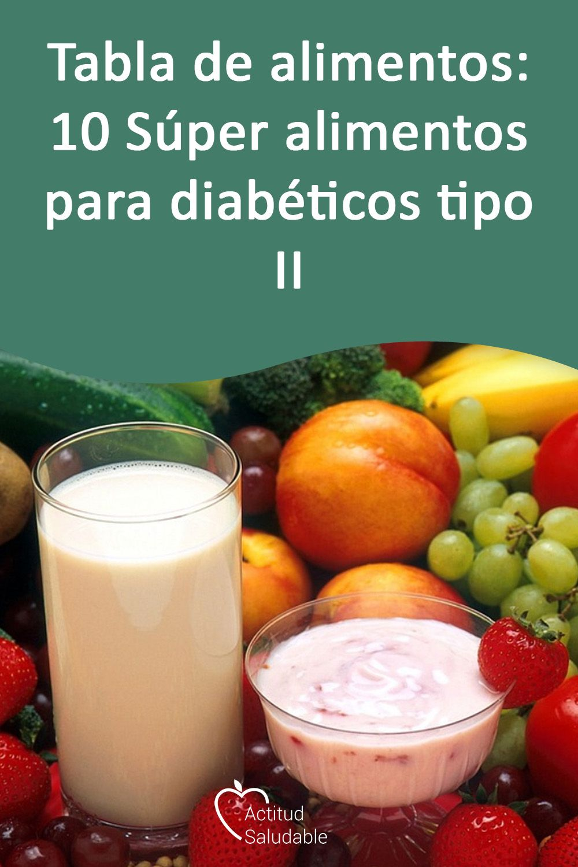 diabetes tipo 2 guía alimenticia