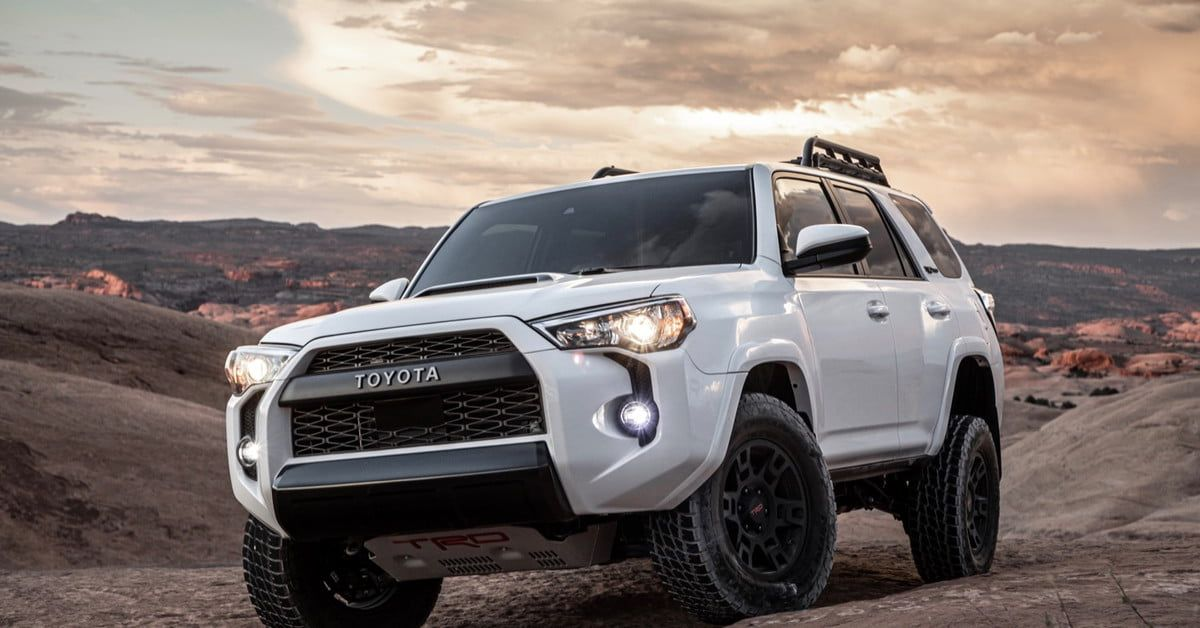 2020 Toyota 4Runner OffRoader Gets Safety and Tech