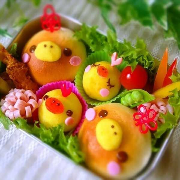 Too cute to eat: 25+ wonderful bento box lunch Ideas!