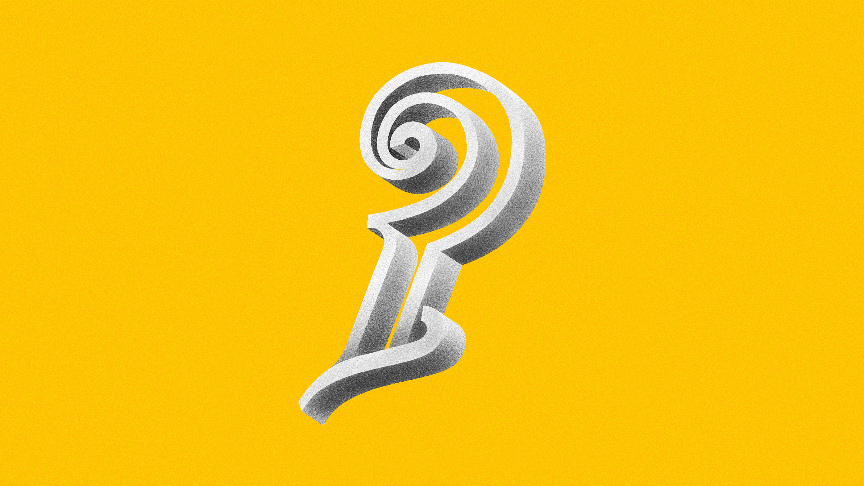 Letter P 126 Daily Ipad Letterings Collection On Behance By De2s Ipad Lettering Lettering Creative Typography