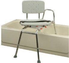 Sliding Swivel Bath Seat Guide: The Basics   homeability.com ...