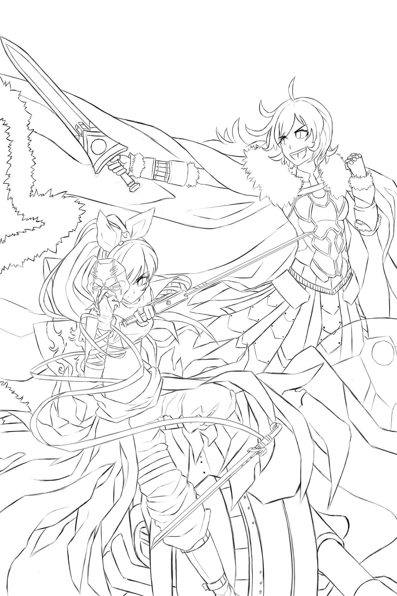 rwby coloring pages Pin by Jennifer Simic on Coloring pages | Colouring pages  rwby coloring pages