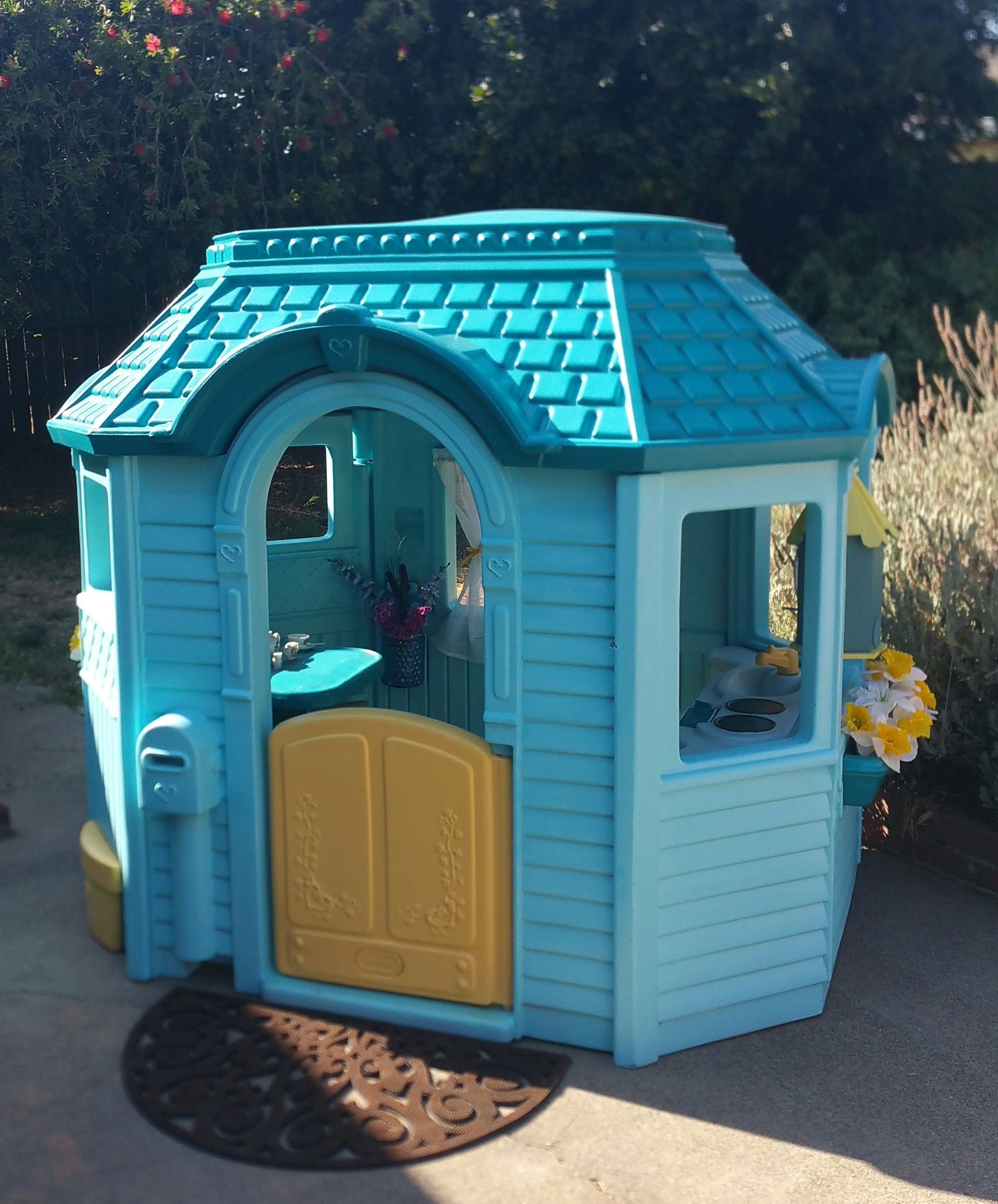 Enchanting Little Tikes Victorian Cottage Gallery - Best Image ...