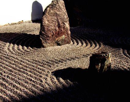 Komyozenji Temple garden