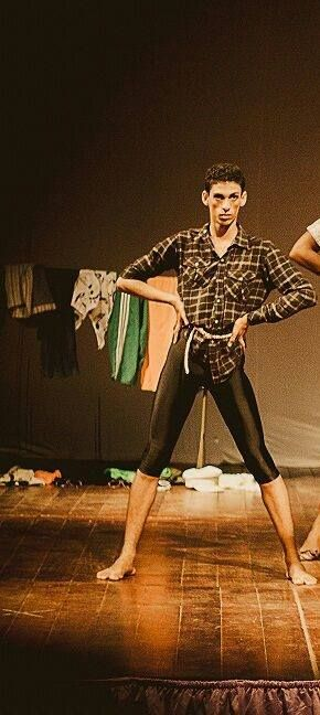Bailarino: Sulivan Costa