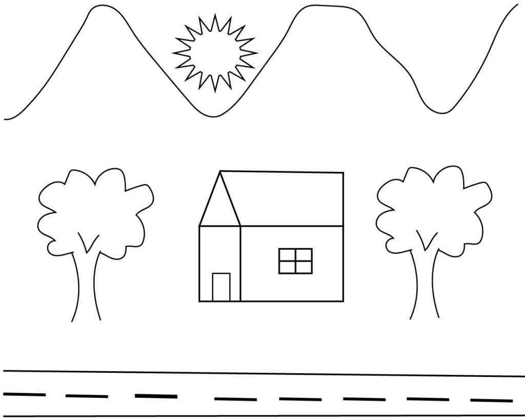 Sun Coloring Pages Free To Print Sun Coloring Pages Free
