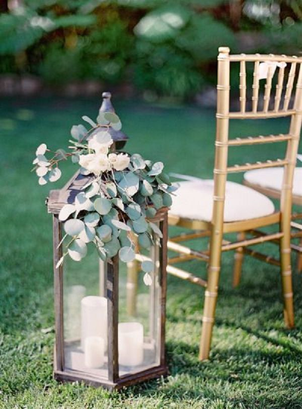 27 Creative Lanterns Wedding Aisle Decor Ideas Beautiful