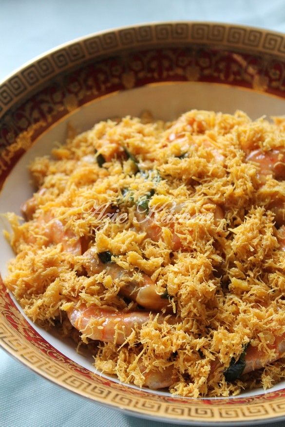 Azie Kitchen Udang Goreng Butter Yang Paling Sedap Makanan Dan Minuman Makan Malam Resep Masakan Malaysia