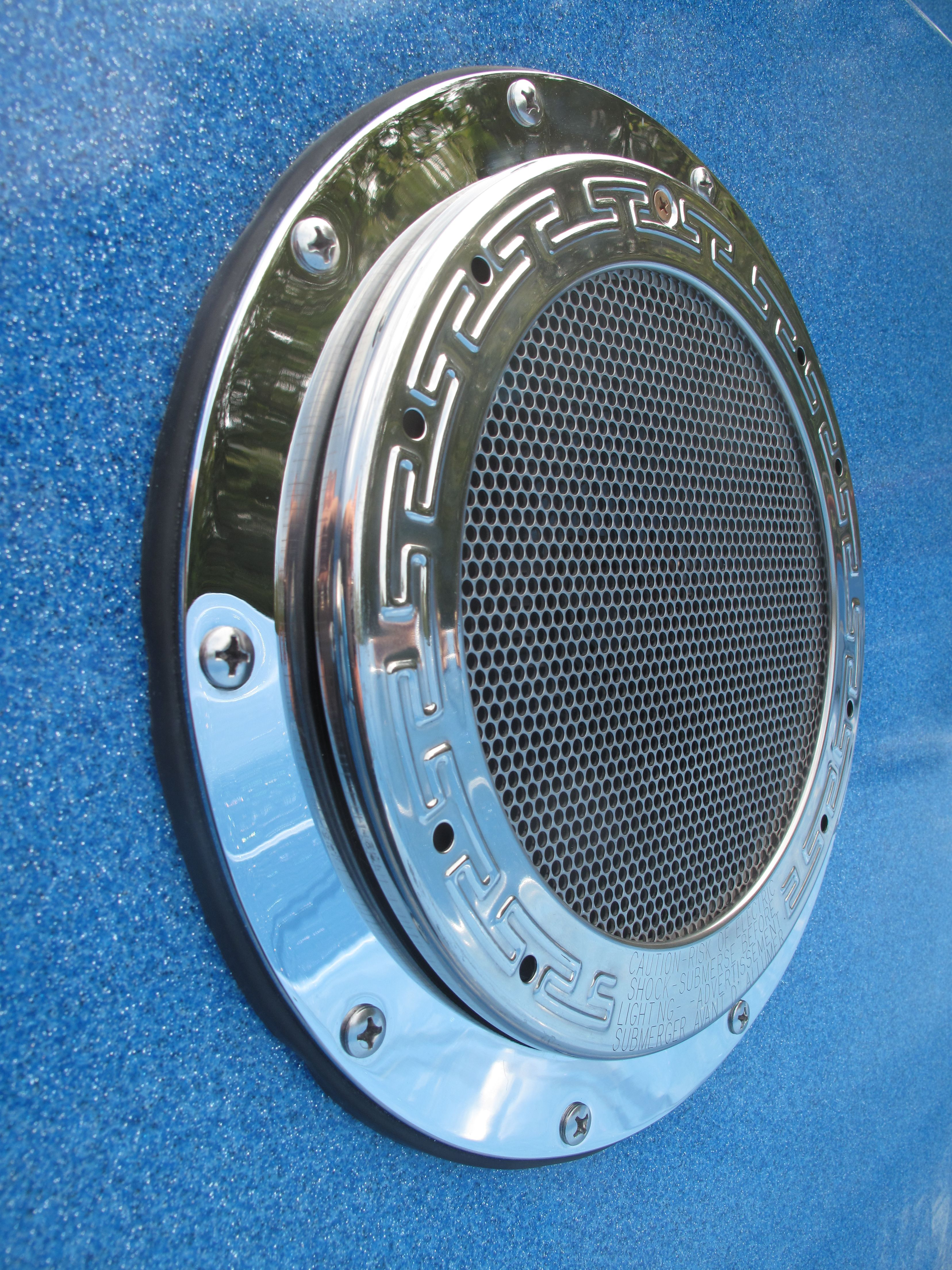 Optional Extras Compass Pools Swimming Pool Designs Pool Designs Underwater Speakers