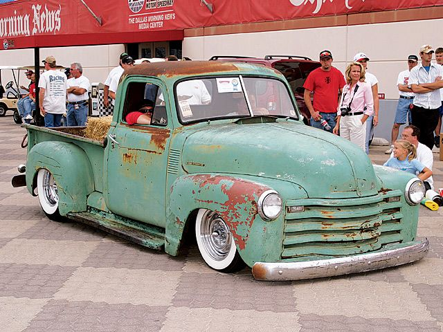 Pin By Michael Shane On Classic Cars Vintage Pickup Trucks Classic Chevy Trucks Chevy Pickup Trucks