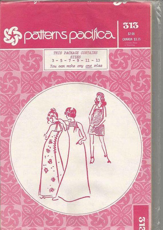 1970s Hawaiian MuuMuu Dress Sleeveless Cutaway Armholes V Neck Round ...