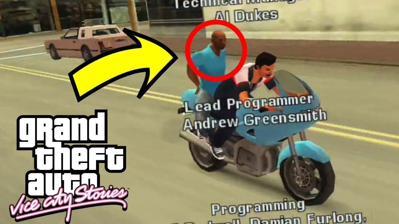 Secret End Credits Found After 10 Years Gta Vice City Stories Easter