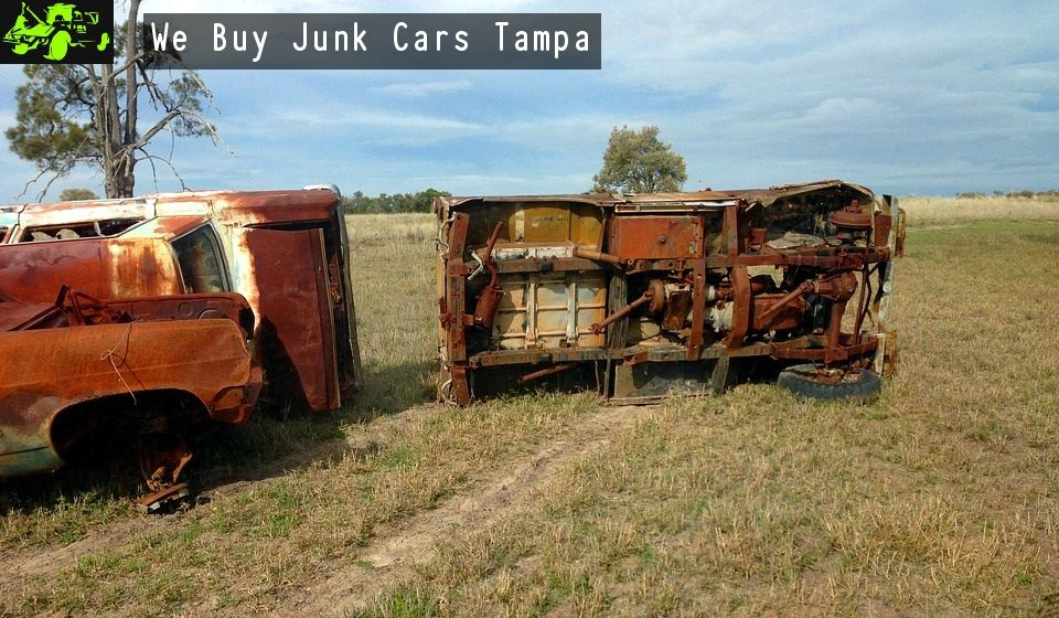 Want to sell your junk cars in Tampa? contact SellMyHoopty, one of ...