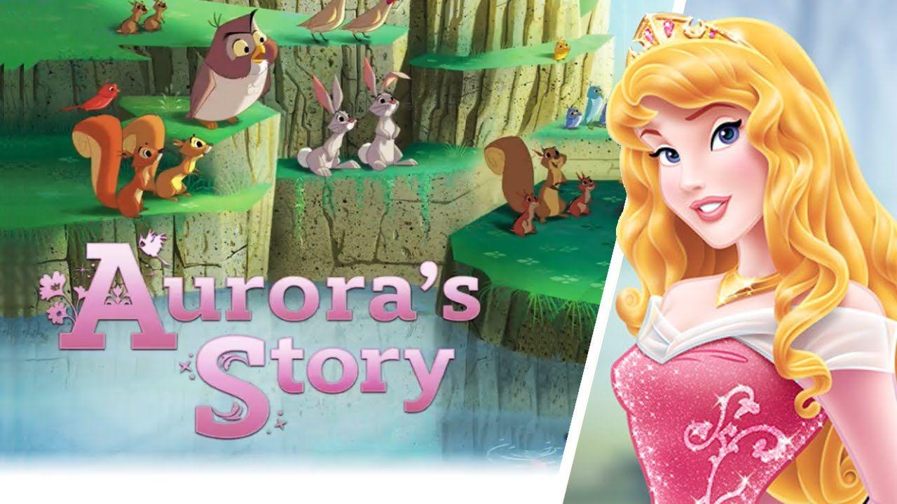 DISNEY PRINCESS - Aurora\'s Story - SUBSCRIBE: https://www.youtube ...