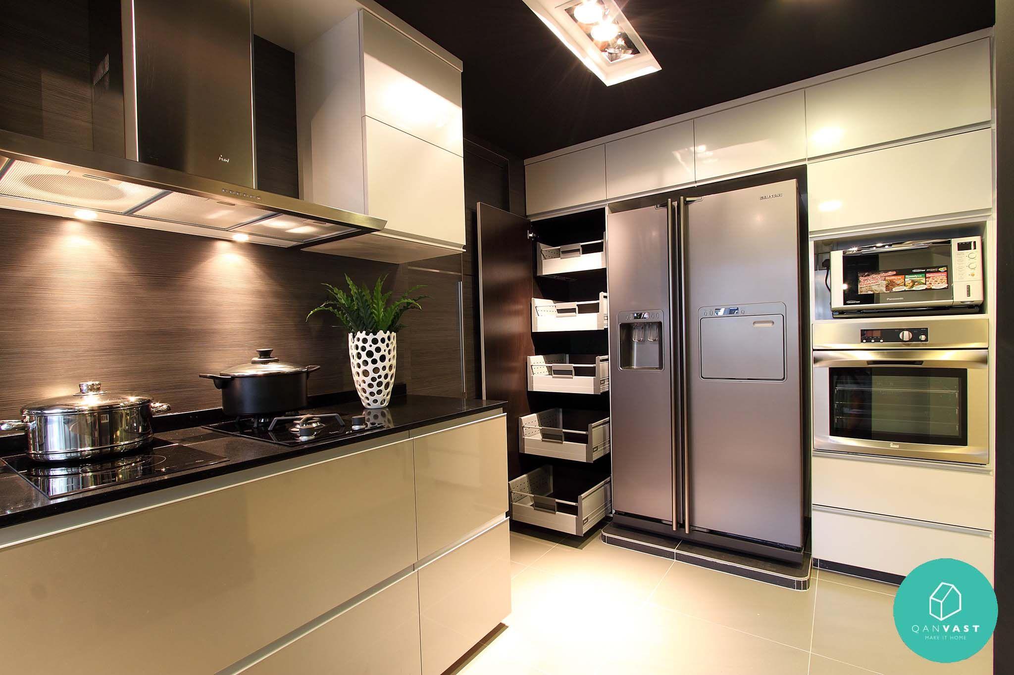 12 Kitchens That Gordon Ramsay Would Approve Of Kitchen Condo Kitchen Kitchen Decor