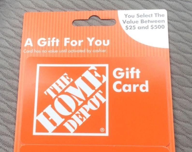 100 home depot gift card home depot gift card cards
