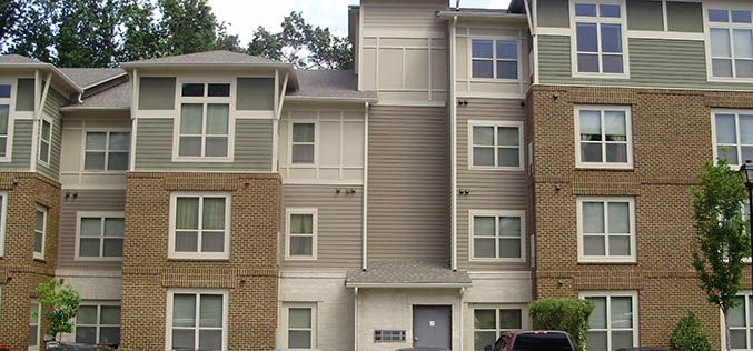 Adamsville Green Is A 90 Unit Apartment Project Set Aside For