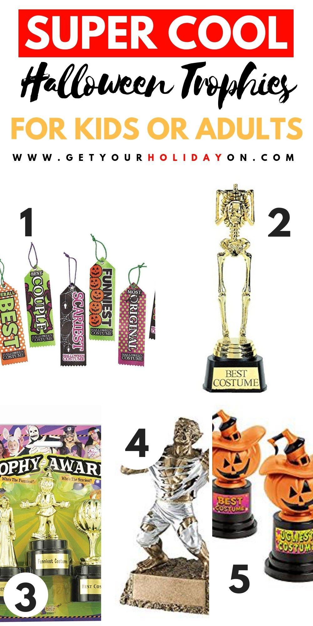 Halloween party prizes for games