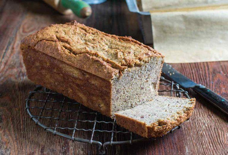 Chocolate Bourbon-Spiked Banana Bread | Recipe in 2020 ...