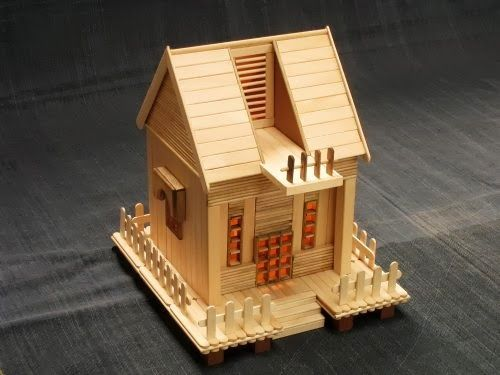 how to make a small house