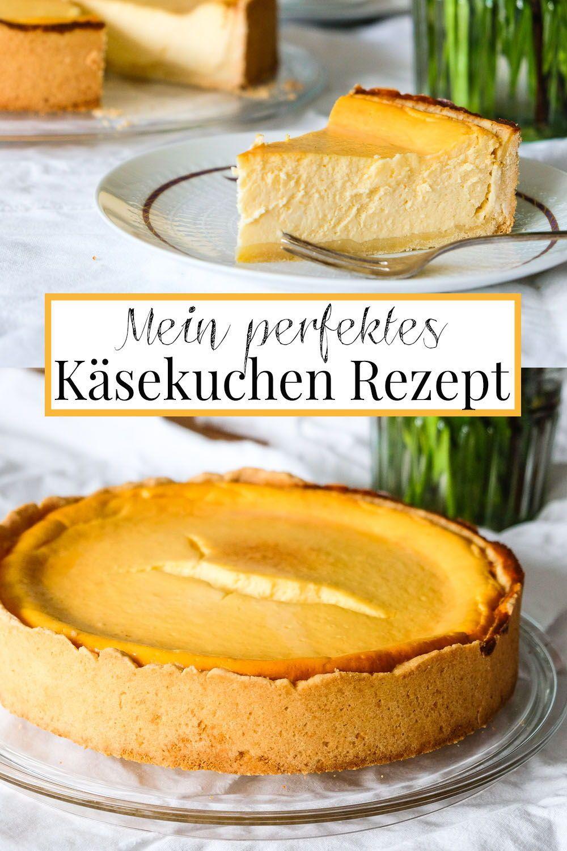 Photo of Mein perfektes Käsekuchen Rezept – Kuchenklassiker