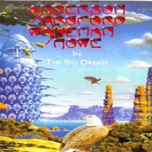 Anderson Bruford Wakeman Howe In The Big Dream 1989 Roger