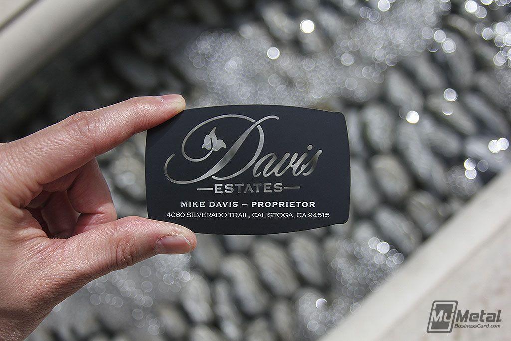 custom black metal business cards blackmetal businesscards metalbusinesscards metalcards etching - Black Metal Business Cards