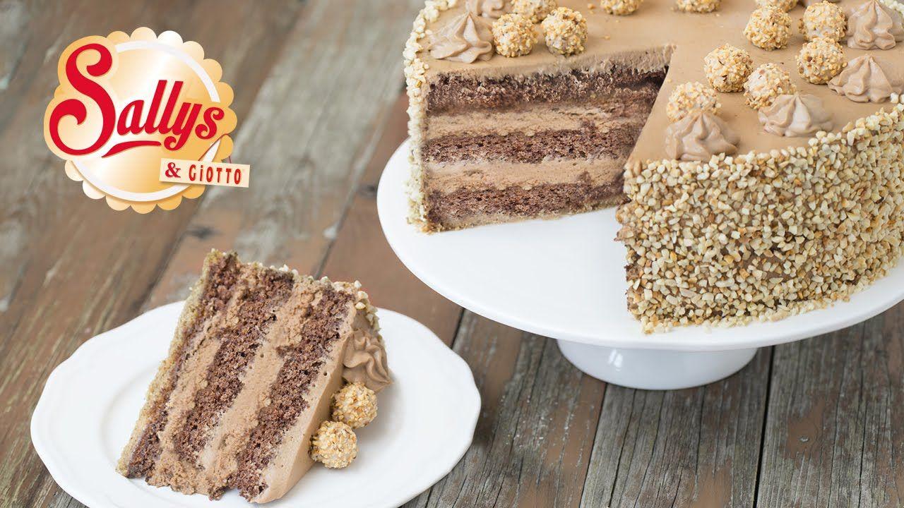 sallys giotto haselnuss torte gro es kitchenaid gewinnspiel kuchen kuchen giotto torte. Black Bedroom Furniture Sets. Home Design Ideas