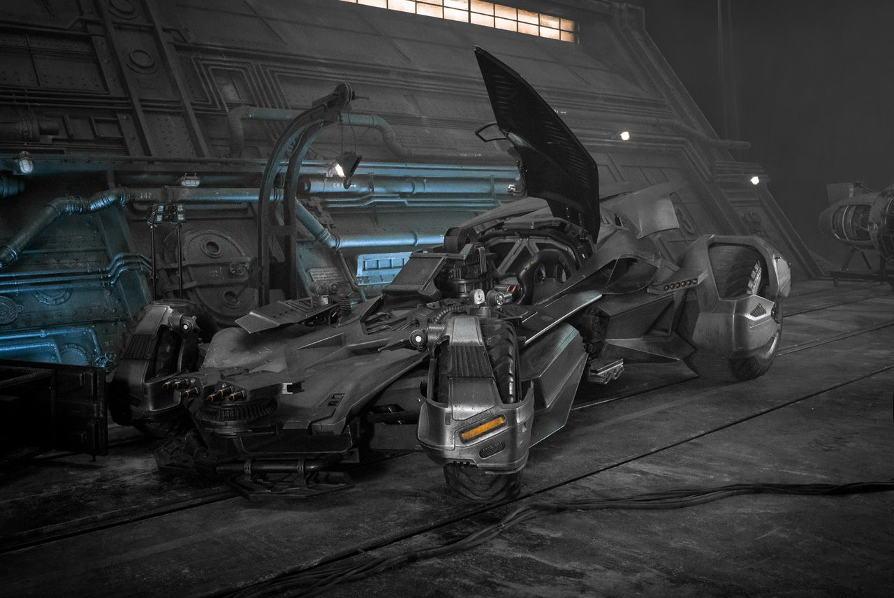Justice League Justice League Pinterest Justice League - Brand new batmobile revealed awesome