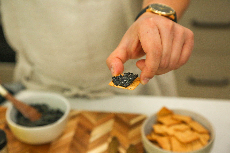 recipe black sesame paste  recipes