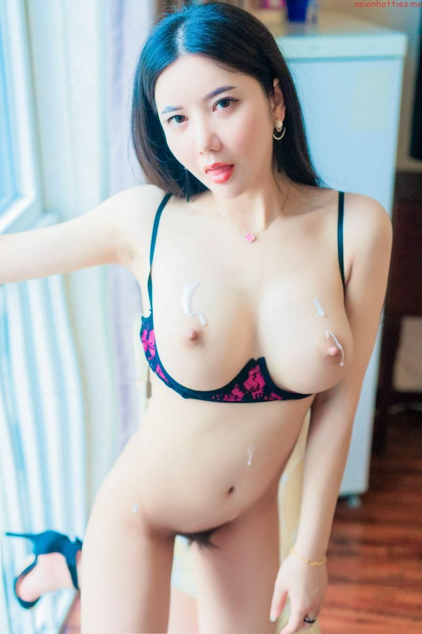 Chen Xin Beatiful Bigtits Chinese Models Naked Uncensored -2166