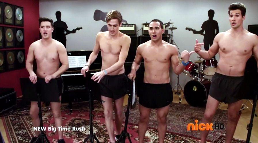 Big time rush hot sexy gay