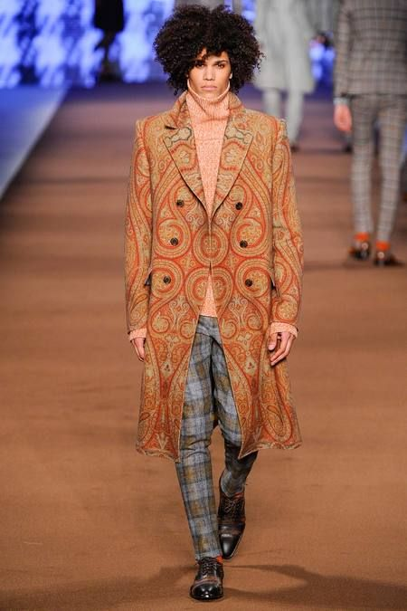 Etro | Fall 2014 Menswear Collection.