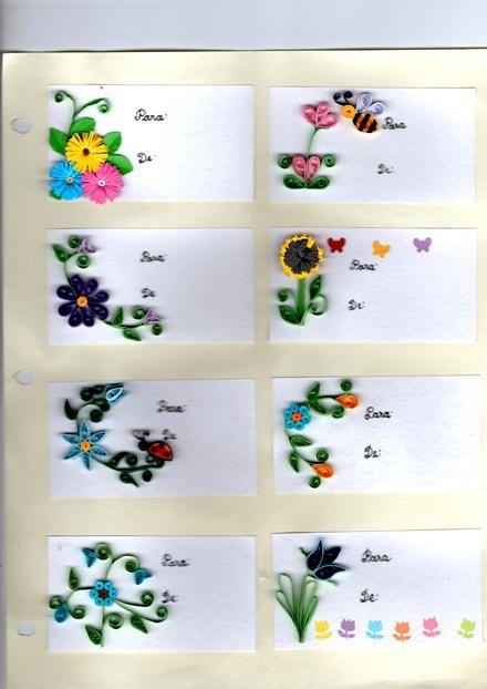 tarjetas navideas en filigrana de papel buscar con google