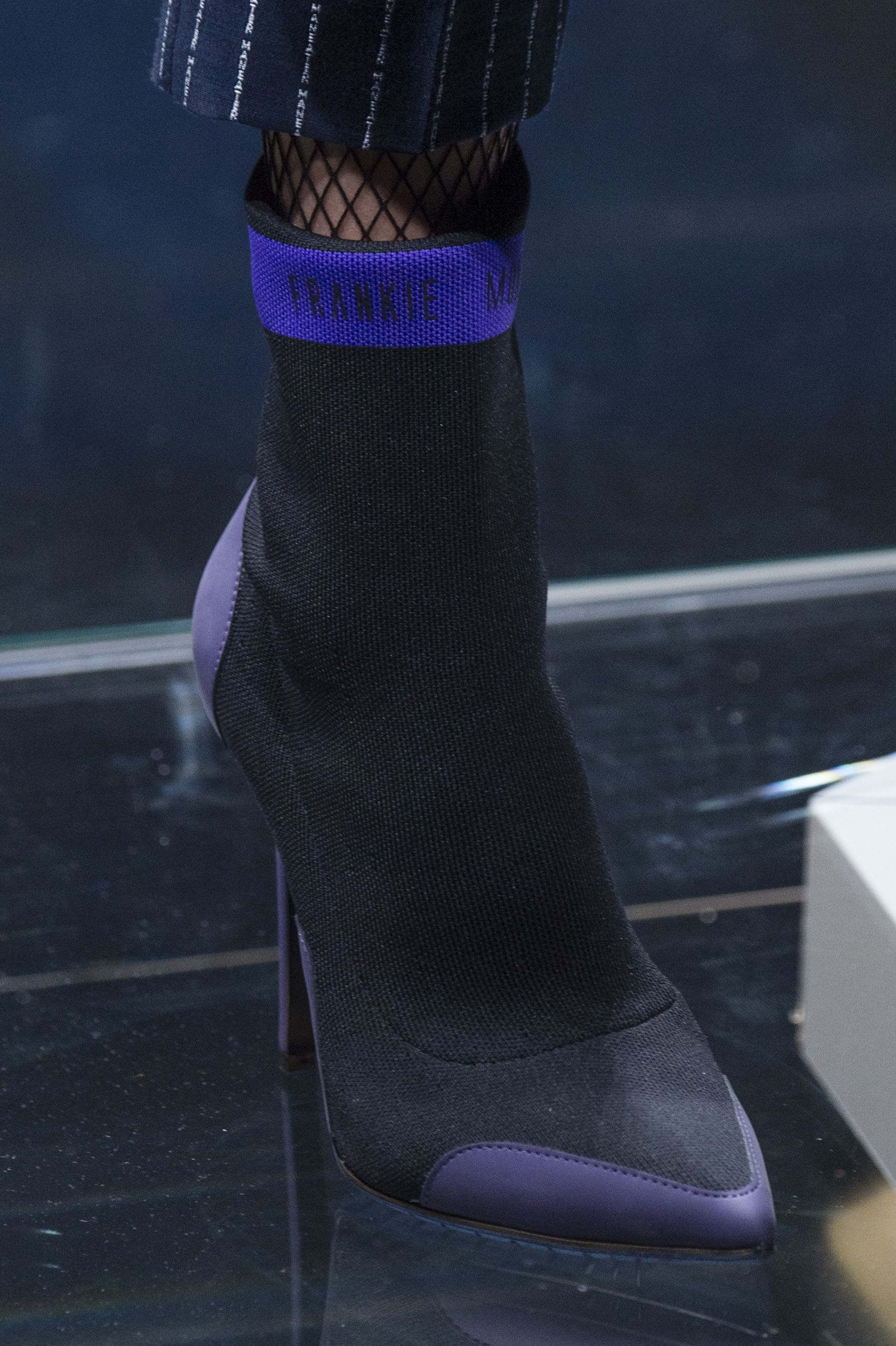 58f3ef3f9a2ff Frankie Morello Fall 2018 Men's Fashion Show Details - The Impression Shoe  Boots, Shoe Bag