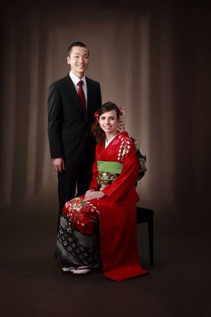 JAPANESE MARRIAGE - HISTORY