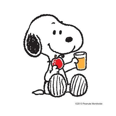 Humor In Dites & Fitness - Healthy. Snoopy. Charles M ...