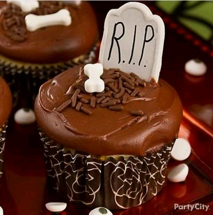 Halloween cupcakes Food Videos Pinterest Halloween sweets