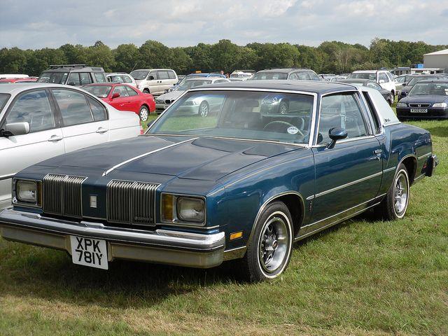 My 2nd Car 1979 Oldsmobile Cutlass Supreme Dark Blue With Light Blue Landau Roof And Interior Oldsmobile Cutlass Supreme Oldsmobile Oldsmobile Cutlass