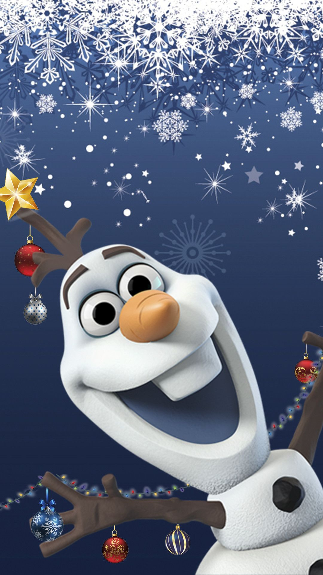 62 Olaf Christmas Wallpapers On Wallpaperplay Cute Christmas Wallpaper Wallpaper Iphone Christmas Cute Disney Wallpaper