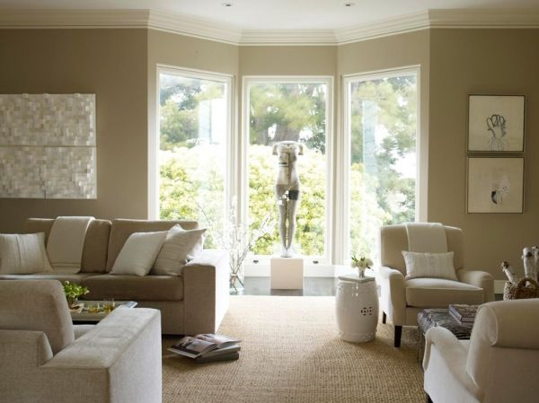 A neutral color scheme we love adorable home for Neutral palette living room